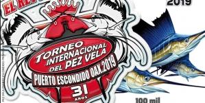 31 Torneo internacional de pez vela Puerto Escondido 2019