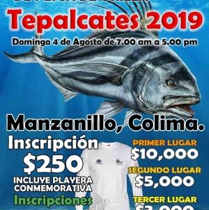 Torneo de pesca de orilla Tepalcates 2019