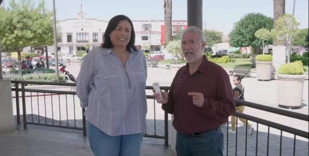 Entrevista con la MVZ Elvia Montes, presidenta municipal de Ezequiel Montes