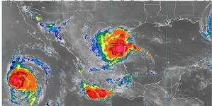 La tormenta tropical Fernand originará lluvias torrenciales en zonas de Nuevo León, Tamaulipas y San Luis Potosí