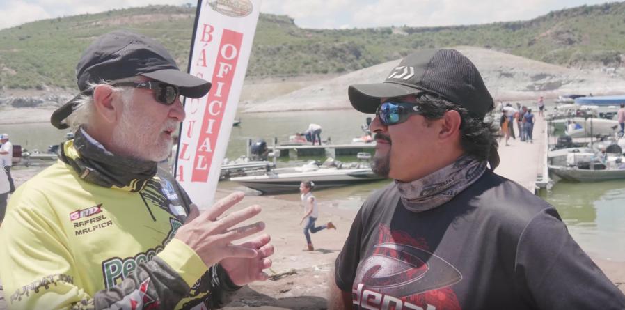 Entrevista con  Juan Antonio Pérez, torneo Campeonato de Lobina de Otoño Zimapán 2019
