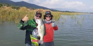 Luis Eduardo Rodríguez Varela comparte sus capturas con Pesca En Directo