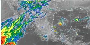 Se pronostican lluvias intensas para Puebla, Veracruz y Oaxaca