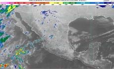 Se prevén lluvias muy fuertes en zonas de Oaxaca y fuertes en sitios de Puebla, Veracruz, Chiapas y Tabasco