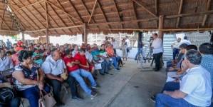 Conapesca dispersa apoyos por 30.6 mdp en tres estados del sur-sureste
