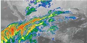 Se estiman fuertes rachas de viento en Chihuahua, Durango, Guanajuato, San Luis Potosí y Zacatecas