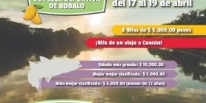 14° Torneo internacional de pesca deportiva de robalo, palizada 2020
