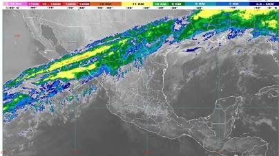 Ingresa Frente Frío No. 41 con rachas de viento en Chihuahua, Coahuila, Nuevo León, San Luis Potosí, Tamaulipas y Zacatecas