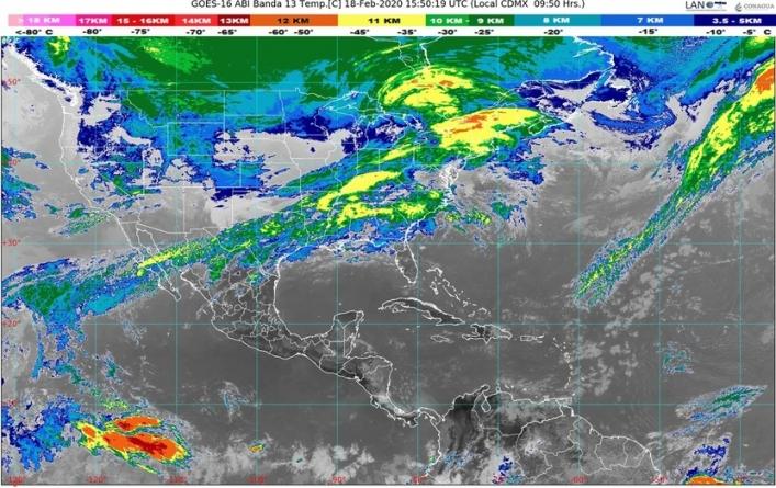 ¡Se derriten Guerrero y Michoacán! Se pronostican temperaturas de 40 a 45 grados Celsius