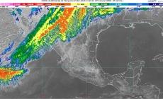 Chubascos y rachas de viento de 90 a 110 km/h con tolvaneras en Chihuahua; persiste el calor en buena parte de México