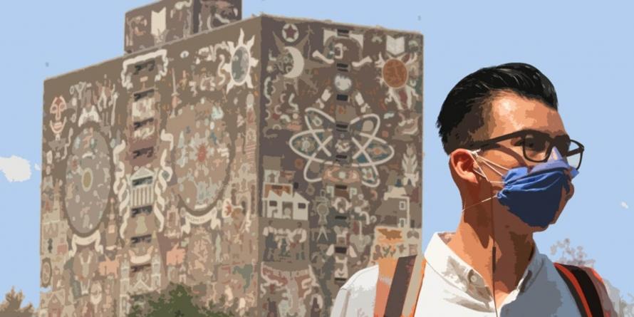 La UNAM, pone a disposición de su comunidad, diagnóstico molecular para el coronavirus SARS-CoV-2, responsable de la COVID-19