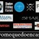 En España, campaña de presentadores de pesca… #yomequedoencasa