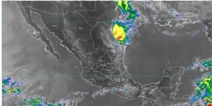 Noreste de México, bajo presión: lluvias fuertes, granizo, posibles tornados y vientos superiores a 70 km/h