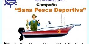 """Campaña """"Sana pesca deportiva"""", propuesta emergente de armadores y operadores turísticos de Baja California para regresar a la normalidad"""