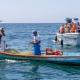 En pandemia, oficiales federales de pesca de Conapesca, y de Semar, vigilan la pesca para evitar saqueo; en redes sociales acusan corrupción