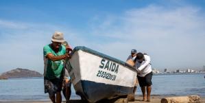 Para dar certidumbre, se realizará en Sinaloa censo de embarcaciones y de artes de pesca, base del padrón de pescadores beneficiados por el Bienpesca