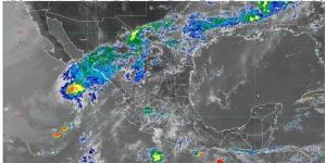 Se forma Depresión Tropical Cuatro-E, y genera lluvias en Colima, Guanajuato, Guerrero, Jalisco y Michoacán
