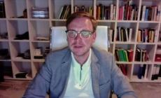 """Markus Gabriel: La nueva sociedad """"poscoronial"""", ahora, deberá afrontar problemas como cambio climático, injusta digitalización y nacionalismos"""