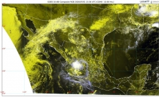 Guanajuato y Michoacán ¡Cuidado, hoy! Lluvias intensas, descargas eléctricas y posibles granizadas