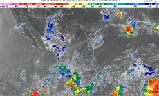 Sigue las lluvias; ahora intensas en Chiapas, Guerrero y Oaxaca