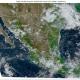 Michoacán, Guerrero, Morelos, Oaxaca y Puebla con lluvias muy fuertes, descargas eléctricas y granizadas