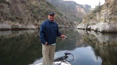 La pesca deportiva, mi pasión