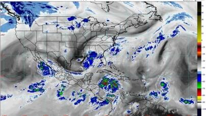 Activo, Genevieve, genera lluvias torrenciales en Baja California Sur, e intensas en Nayarit y Sinaloa