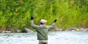 Introducción a la pesca con mosca