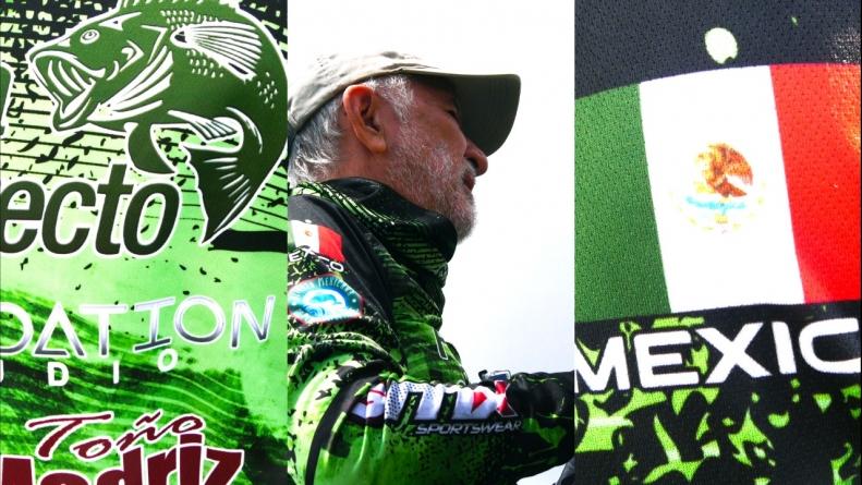 GMX y Pesca en Directo, te apoyan con tus jerseys para pesca y actividades outdoors