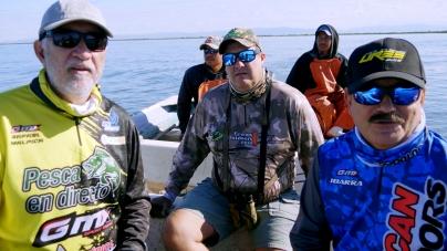 Pesca en Directo… Pargos de los manglares yaquis del sur de Sonora