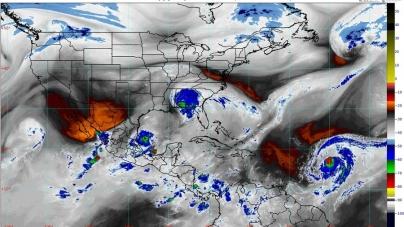 Lluvias intensas en Guanajuato, Hidalgo, Jalisco, Nayarit, Oaxaca, Puebla, San Luis Potosí y Veracruz y Valle de México