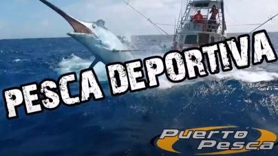 Puerto Pesca, desde Argentina con Jorge «Coco» Bartolomé y grandes amigos