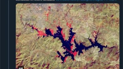 Científicos de la UAM trabajan para sanear el Lago de Valsequillo, en Puebla y abastecer de agua salubre a comunidades
