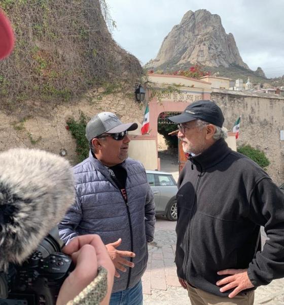 Pesca en Directo… En Punta Xhodé, con Iván González, en busca de lobinas de Zimapán