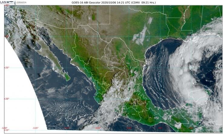 Delta y Gamma, alertan al gobierno mexicano y pide extremar precauciones a población de Península de Yucatán y el sureste