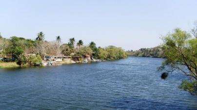 Salvando al río Los Pescados, en la cuenca La Antigua, Veracruz *