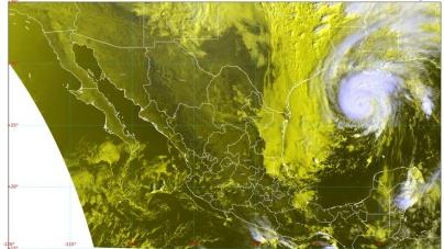 Tarde de lluvia en Chiapas, Oaxaca, Puebla y Veracruz; ambiente frío y heladas en zonas del norte y centro