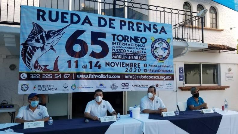 Duro golpe económico: se cancela el 65 Torneo Internacional de Pesca de Marlín y Pez Vela en Puerto Vallarta