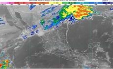 Temperaturas mínimas de -10 a -5 grados Celsius con heladas en sierras de Baja California, Chihuahua y Durango