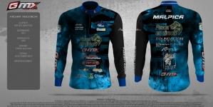 ¡Anímate a poner tu logo en los nuevos jerseys de Pesca en Directo! De GMX Sports Wear, los mejores de todo México